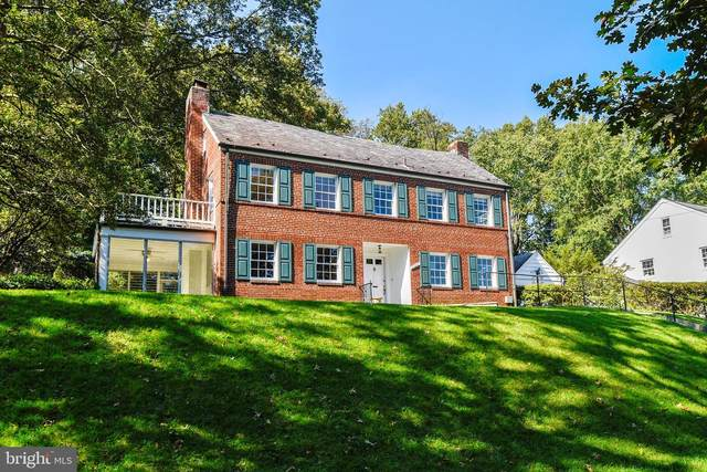 9720 W Bexhill Drive, KENSINGTON, MD 20895 (#MDMC735612) :: The Sky Group