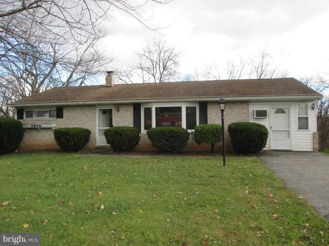 2506 Anita Drive, DOVER, PA 17315 (#PAYK149392) :: The Joy Daniels Real Estate Group