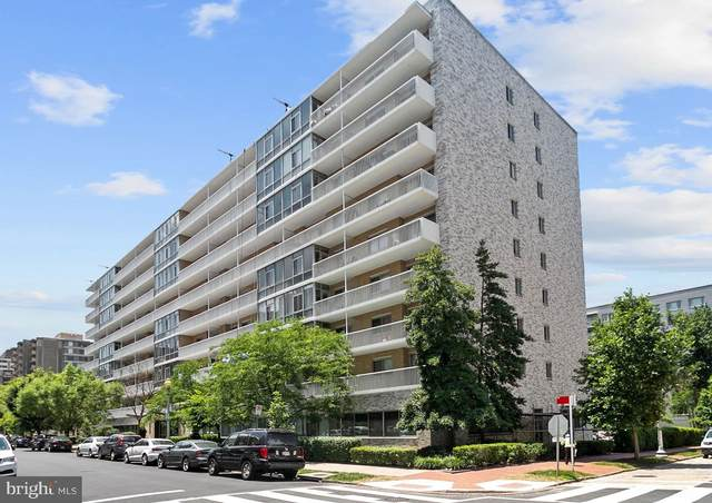 730 24TH Street NW 420/421, WASHINGTON, DC 20037 (#DCDC497718) :: ExecuHome Realty