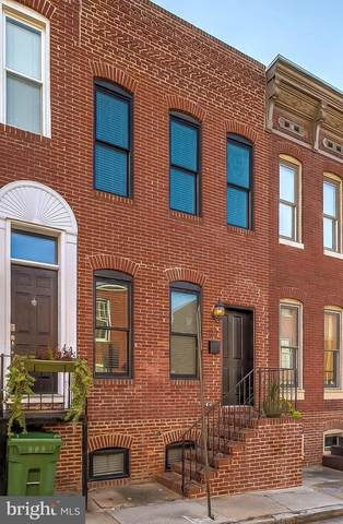 127 E Ostend Street, BALTIMORE, MD 21230 (#MDBA532136) :: The Sky Group