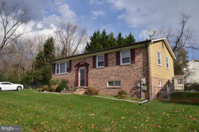 1812 Berry Lane, DISTRICT HEIGHTS, MD 20747 (#MDPG589208) :: Corner House Realty