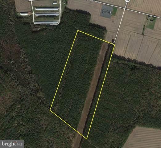 0 Sign Post Road, WALLOPS ISLAND, VA 23337 (#VAAC100466) :: The Redux Group