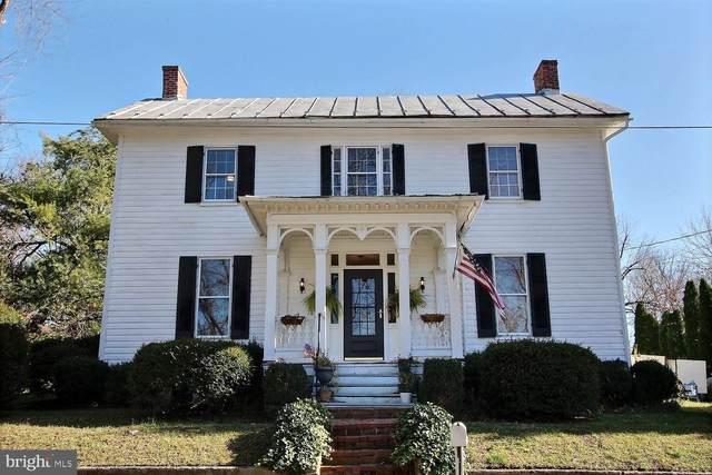 8821 Clemsonville Road, MOUNT AIRY, MD 21771 (#MDFR274322) :: Sunrise Home Sales Team of Mackintosh Inc Realtors