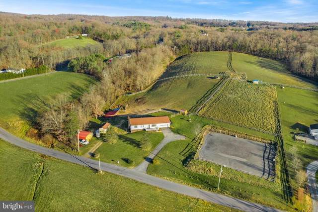 4564 Smokey Hollow Road, BLOOMERY, WV 26817 (#WVHS115048) :: Crossman & Co. Real Estate