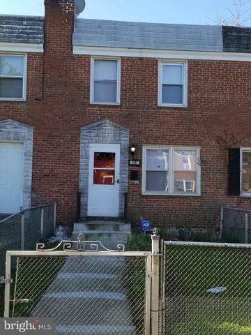 4437 Eldone Road, BALTIMORE, MD 21229 (#MDBA532156) :: The MD Home Team