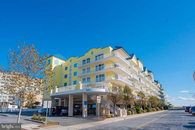 5901 Atlantic Avenue #403, OCEAN CITY, MD 21842 (#MDWO118516) :: ExecuHome Realty