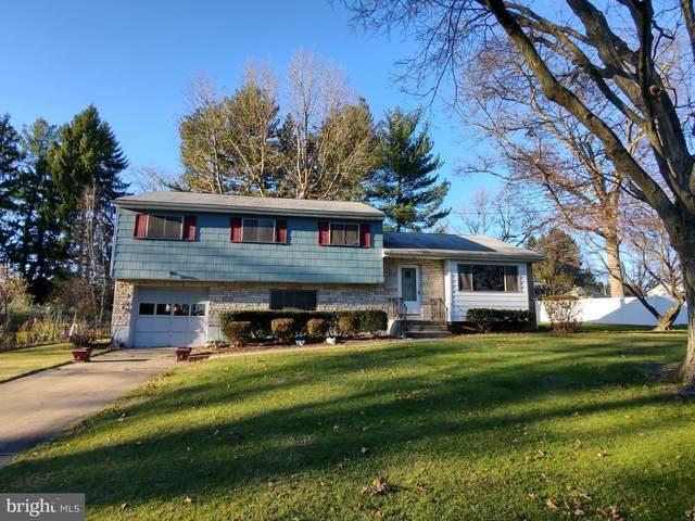 8 Hickory Hill Drive, EWING, NJ 08618 (#NJME305142) :: Bob Lucido Team of Keller Williams Integrity