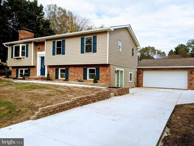 5018 Harvard Street, SAINT LEONARD, MD 20685 (#MDCA179884) :: The Mike Coleman Team