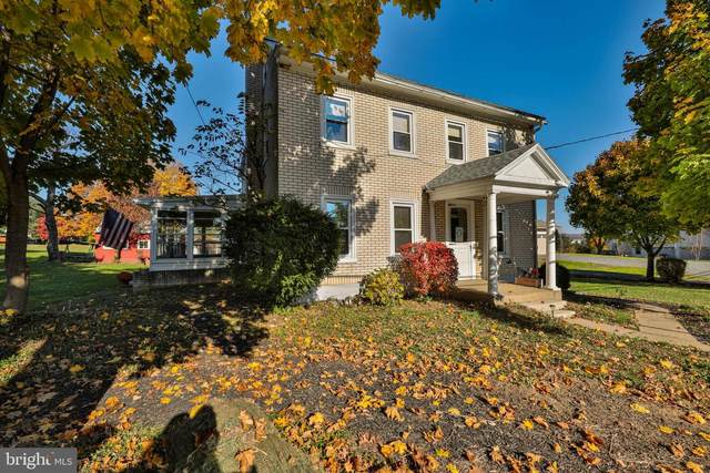 4915 Lower Macungie Road, MACUNGIE, PA 18062 (#PALH115588) :: LoCoMusings