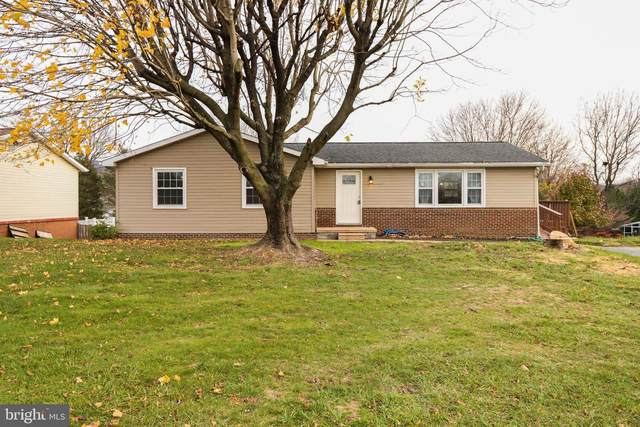 302 Maple Avenue, BOONSBORO, MD 21713 (#MDWA176364) :: Dart Homes