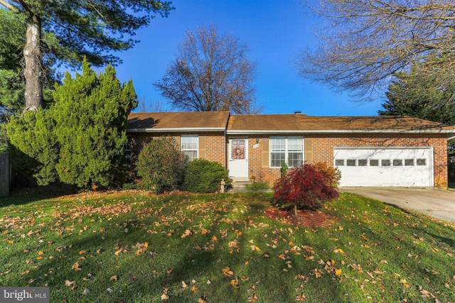 849 Briar Court, FREDERICK, MD 21701 (#MDFR274324) :: Gail Nyman Group