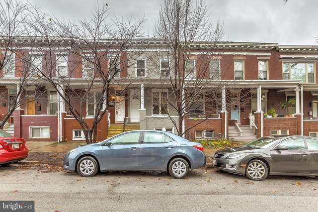 319 W 27TH Street, BALTIMORE, MD 21211 (#MDBA532192) :: The Bob & Ronna Group