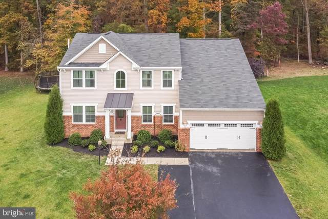7391 Lake Willow Court, WARRENTON, VA 20187 (#VAFQ168236) :: ExecuHome Realty