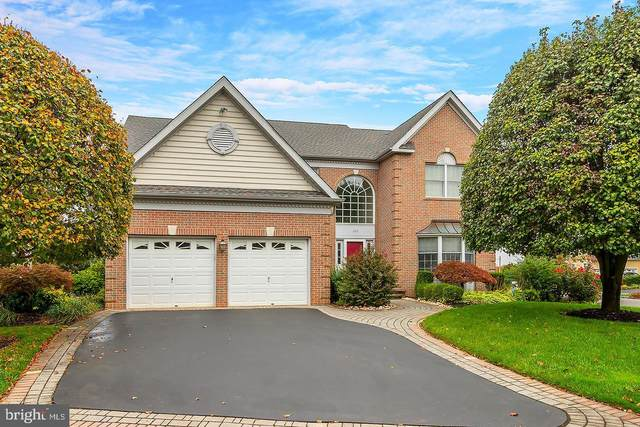 123 Inverness Drive, MOORESTOWN, NJ 08057 (#NJBL387156) :: The Toll Group