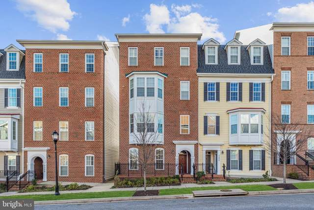 7552-1 Morris Street #29, FULTON, MD 20759 (#MDHW288100) :: Speicher Group of Long & Foster Real Estate