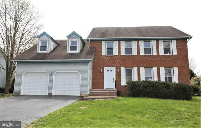 10 Franklin Drive, PLAINSBORO, NJ 08536 (#NJMX125612) :: Give Back Team