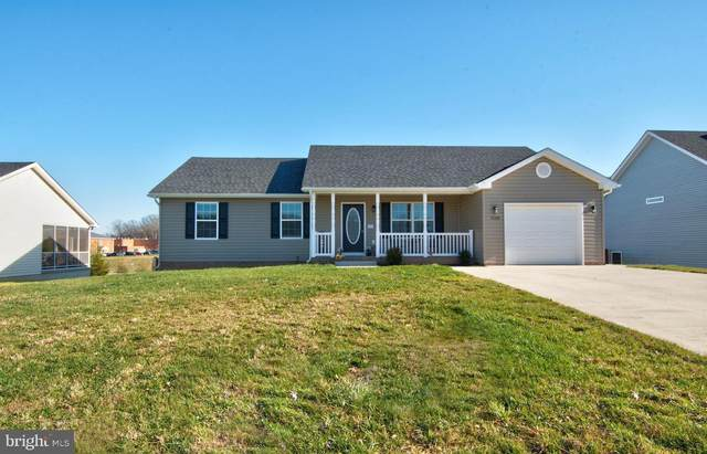 1126 Ewell Street, FRONT ROYAL, VA 22630 (#VAWR142070) :: Bob Lucido Team of Keller Williams Integrity