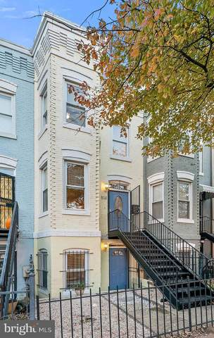 818 13TH Street NE, WASHINGTON, DC 20002 (#DCDC497798) :: The Redux Group