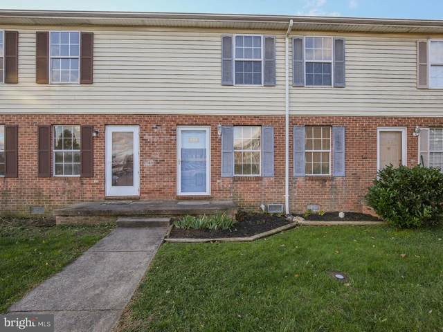 105 Nottoway Drive, STEPHENS CITY, VA 22655 (#VAFV160964) :: Pearson Smith Realty