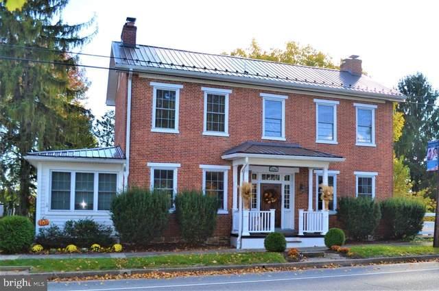 3744 Pitt Street, SCHELLSBURG, PA 15559 (#PABD102604) :: McClain-Williamson Realty, LLC.