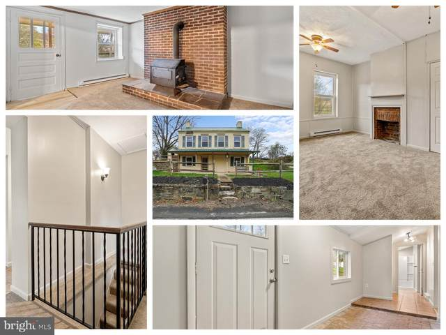 9518 Harmony Road, MYERSVILLE, MD 21773 (#MDFR274350) :: Jim Bass Group of Real Estate Teams, LLC