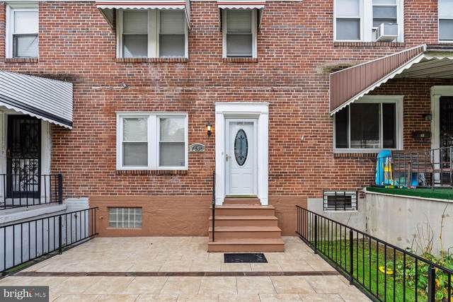 2443 W Cold Spring Lane, BALTIMORE, MD 21215 (#MDBA532202) :: The Sky Group