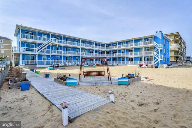 4503 Atlantic Avenue #103, OCEAN CITY, MD 21842 (#MDWO118524) :: Speicher Group of Long & Foster Real Estate