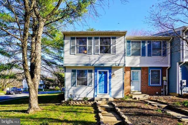 8281 Mary Lee Lane, LAUREL, MD 20723 (#MDHW288108) :: The Sky Group