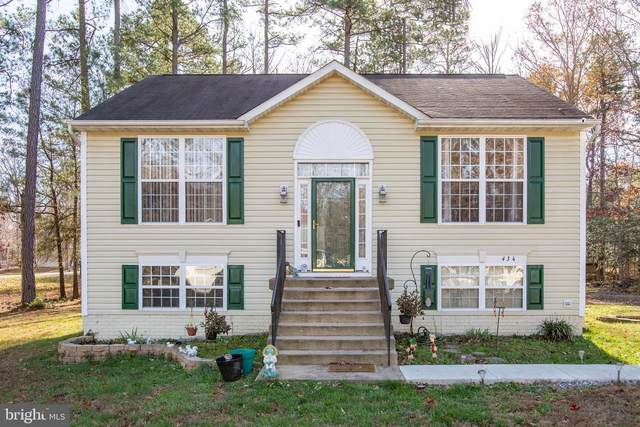 434 Dorset Drive, RUTHER GLEN, VA 22546 (#VACV123244) :: The Maryland Group of Long & Foster Real Estate