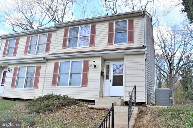 21 Merrill Road, BALTIMORE, MD 21228 (#MDBC513590) :: The Sky Group