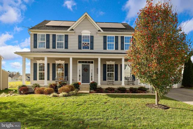 888 Amherst Lane, WESTMINSTER, MD 21158 (#MDCR201254) :: Ultimate Selling Team
