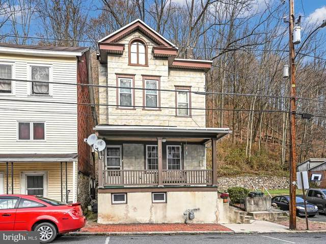 38 Main Street, POTTSVILLE, PA 17901 (#PASK133480) :: The Craig Hartranft Team, Berkshire Hathaway Homesale Realty