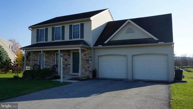 386 Lynne Drive, MOUNT WOLF, PA 17347 (#PAYK149428) :: The Heather Neidlinger Team With Berkshire Hathaway HomeServices Homesale Realty