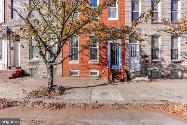 1336 S Hanover Street, BALTIMORE, MD 21230 (#MDBA532216) :: The Miller Team