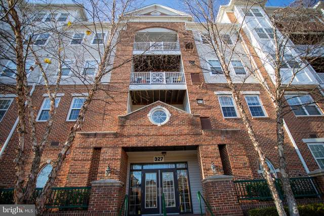 327 King Farm Boulevard #106, ROCKVILLE, MD 20850 (#MDMC735712) :: Better Homes Realty Signature Properties