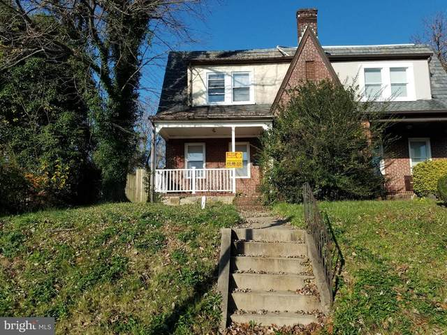 3508 Lynchester Road, BALTIMORE, MD 21215 (#MDBA532222) :: Ultimate Selling Team