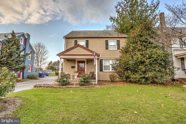 547 E Main Street, NEW HOLLAND, PA 17557 (#PALA173998) :: The Jim Powers Team