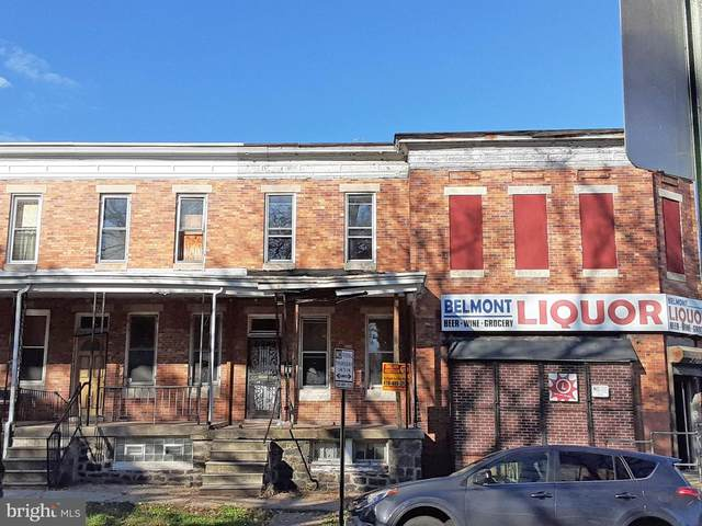 2910 Belmont Avenue, BALTIMORE, MD 21216 (#MDBA532234) :: Ultimate Selling Team