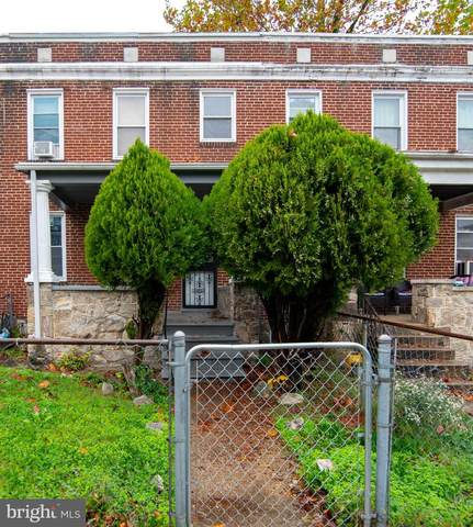 3012 Spaulding Avenue, BALTIMORE, MD 21215 (#MDBA532238) :: Colgan Real Estate