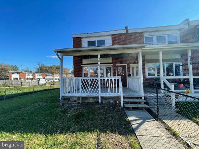 2767 Norfen Road, BALTIMORE, MD 21227 (#MDBC513616) :: Great Falls Great Homes