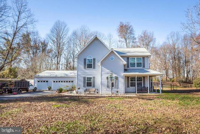 25 Northwest Drive, HUNTINGTOWN, MD 20639 (#MDCA179900) :: The Redux Group