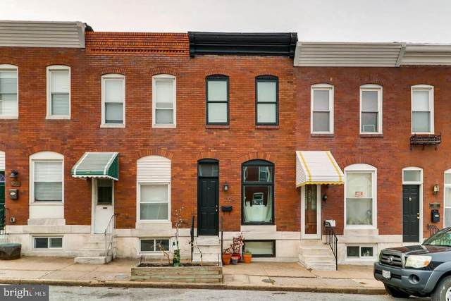 204 S Robinson Street, BALTIMORE, MD 21224 (#MDBA532260) :: Better Homes Realty Signature Properties