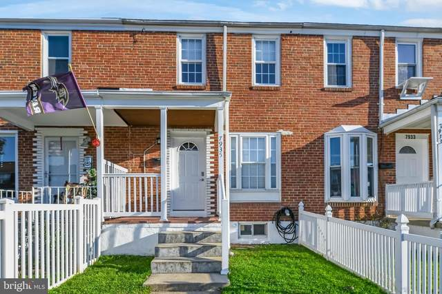 7935 St Claire Lane, BALTIMORE, MD 21222 (#MDBC513632) :: Arlington Realty, Inc.