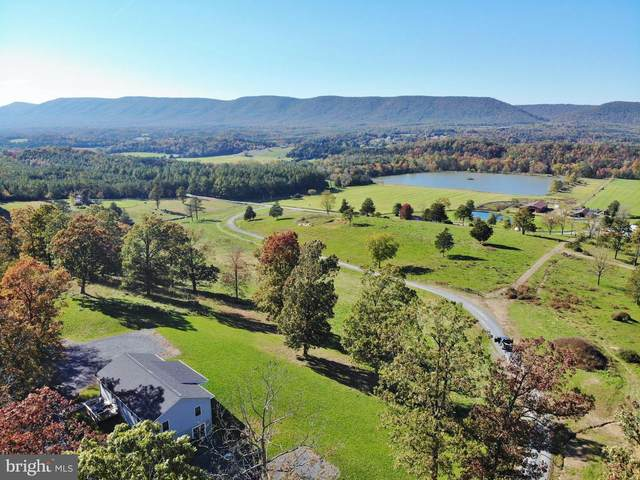 1370 Seven Fountains Road, FORT VALLEY, VA 22652 (#VASH120964) :: The Sky Group