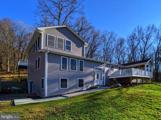 2235 Buck Mountain, BENTONVILLE, VA 22610 (#VAWR142076) :: Bic DeCaro & Associates