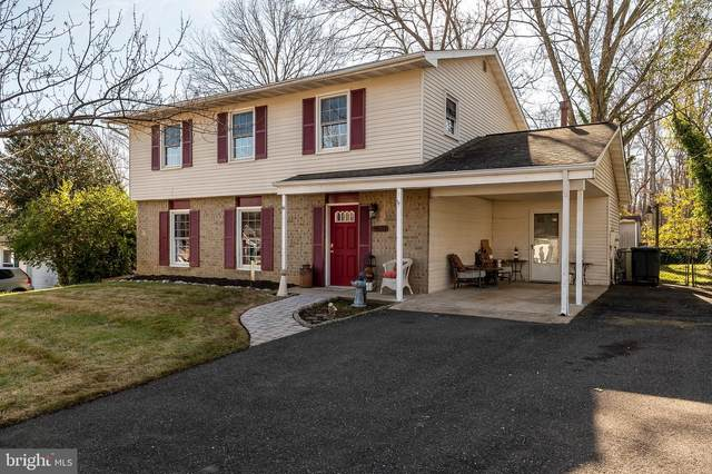 1057 Springhill Way, GAMBRILLS, MD 21054 (#MDAA453446) :: The Miller Team