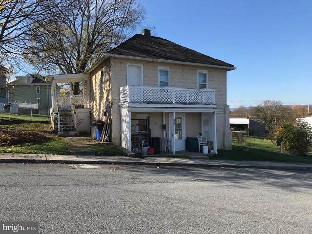 412 & 412 1/2 East Stephen Street, MARTINSBURG, WV 25405 (#WVBE182072) :: Peter Knapp Realty Group