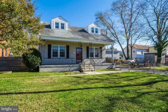 515 55TH Street NE, WASHINGTON, DC 20019 (#DCDC497910) :: Great Falls Great Homes