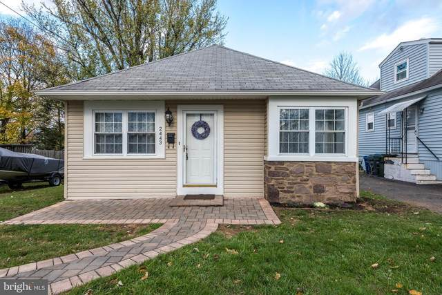 2443 Norwood Avenue, ABINGTON, PA 19001 (#PAMC676604) :: Nexthome Force Realty Partners