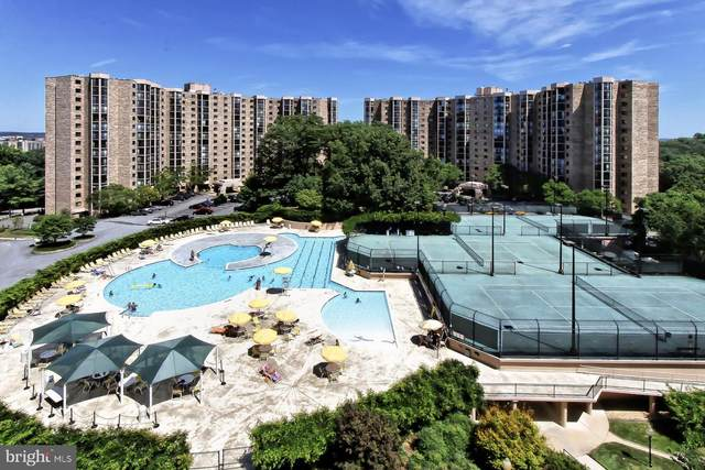 5901 Mount Eagle Drive #908, ALEXANDRIA, VA 22303 (#VAFX1169180) :: Jacobs & Co. Real Estate